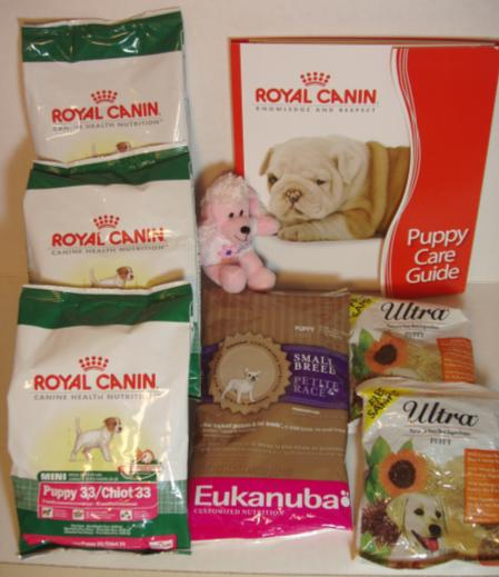 Puppy Gift Packs