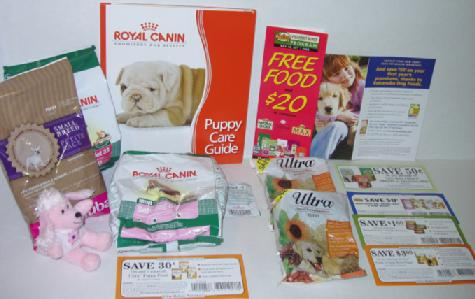 Puppy Gift Packs